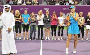 La Russe Elena Dementieva, championne olympique à Pékin en 2008, a annoncé qu'elle mettait fin à sa carrière à l'âge de 29 ans, vendredi à Doha, après avoir perdu son dernier match de poule au Masters féminin face à l'Italienne Francesca Schiavone.