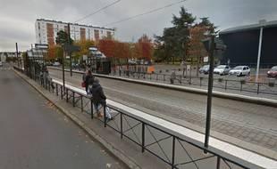 La station Diderot sur la ligne 3.