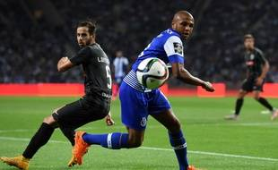 Yacine Brahimi disputera la Ligue des champions avec Porto cette saison.