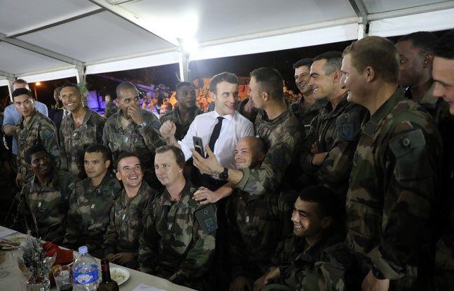 Sahel: Emmanuel Macron annonce que 33 «terroristes» ont «été neutralisés» au Mali samedi matin