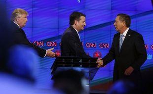 Cruz et Kasich unissent leurs forces pour tenter de barrer la route à Trump