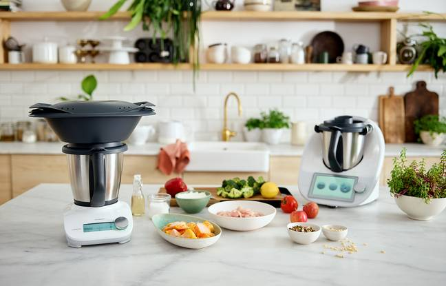 Le Thermomix Friend, le robot compagnon des Thermomix TM6 et TM5.