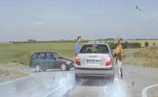 Le clip de la Sécurité routière.