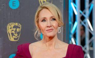 L'auteure J.K. Rowling