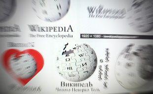 Illustration sur l'encyclopédie libre Wikipédia.