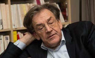 Alain Finkielkraut, le 26 novembre 2013 à Paris.