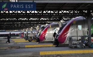 Benjamin Griveaux propose de déplacer la gare de l'Est afin de créer un vaste parc urbain.