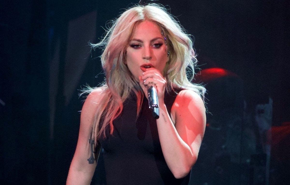 Lady Gaga sur scène à Coachella, le 23 avril 2017. – WENN