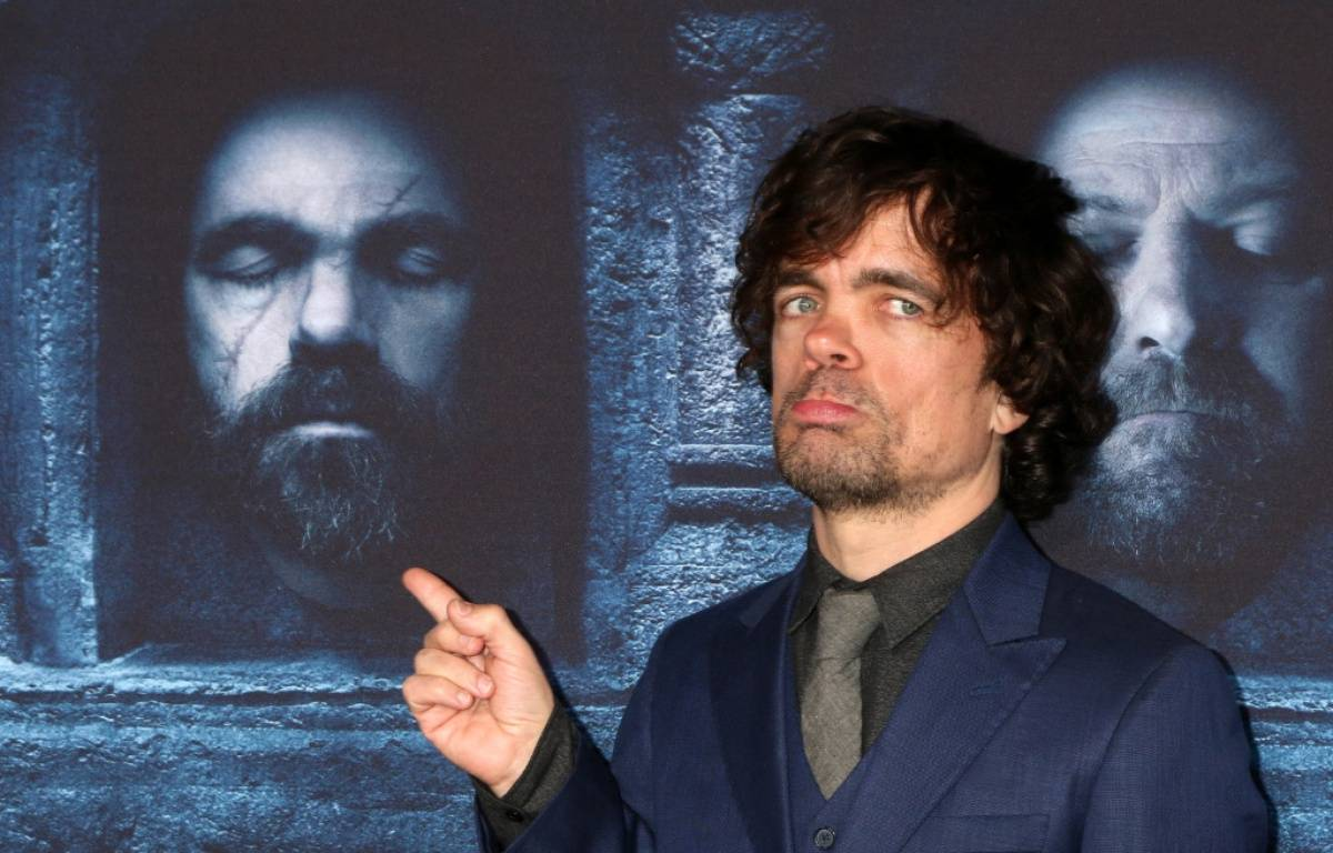 L'acteur Peter Dinklage à Los Angeles – WENN