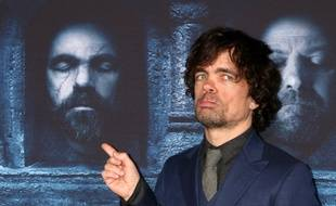 L'acteur Peter Dinklage à Los Angeles