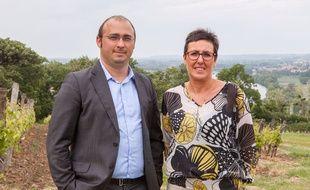 Christophe Miqueu et sa suppléante Nathalie Chollon sont présents au second tour des législatives sur la 12e circonscription.