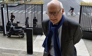 Pierre Cornut-Gentille, l'un des avocats du photographe François-Marie Banier.