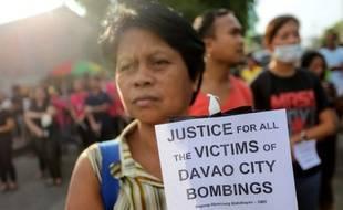 Au moins 39 personnes ont été blessées dans deux attentats à la bombe mercredi 28 décembre 2016 aux Philippines, dont on ignore s'ils sont liés.