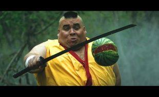Fruit Ninja en IRL