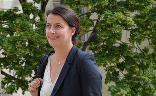 Cécile Duflot à Paris le 3 juin 2014.