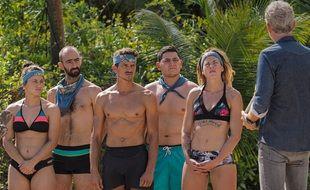 Les aventuriers de la tribu du sud de « Koh-Lanta »