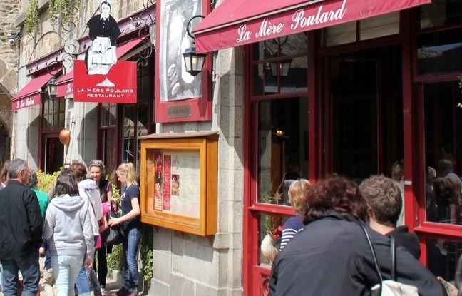 Mont-Saint-Michel: Le restaurant La Mère Poulard évacué après un incendie