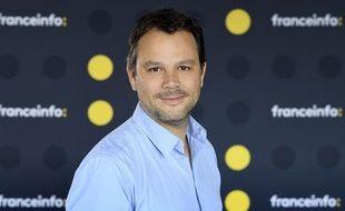 Marc Fauvelle, actuel présentateur des journaux de France Inter, remplace Bruce Toussaint à la Matinale de Franceinfo à la rentrée 2018