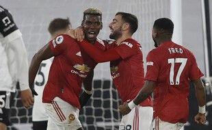 Pogba a offert la victoire à United mercredi soir.
