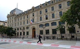 La préfecture de police de Paris après le drame