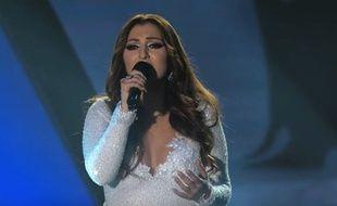 Claudia Faniello, candidate de Malte à l'Eurovision 2017.