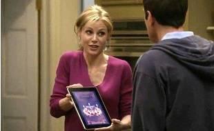 L'iPad d'Apple, dans la série Modern Family