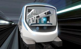 Le design choisi par les Franciliens pour les rames de métros des ligne 15, 16 et 17