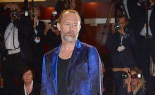 Le chanteur de Radiohead, Thom Yorke