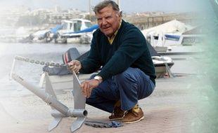 Antoine Canu a créé une ancre qui n'arrache pas les fonds marins.