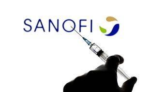 Le vaccin de Sanofi en cours de développement (illustration).
