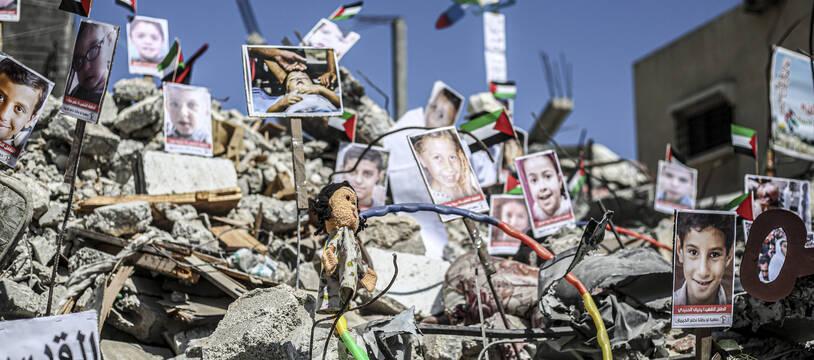 Du 10 au 21 mai, 260 Palestiniens ont été tués par des frappes israéliennes dans la bande de Gaza.