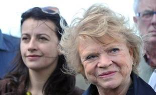 La secrétaire nationale d'Europe Ecologie-les Verts Cécile Duflot défend l'idée qu'Eva Joly fasse partie d'un gouvernement de gauche dans l'éventualité d'une victoire de François Hollande à la présidentielle.