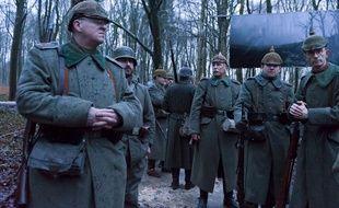 Commémoration de la bataille de Verdun, le 21 février 2016.