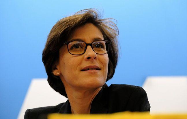 Christelle Dubos, secretaire d'Etat aupres de la ministre des solidarites et de la sante.