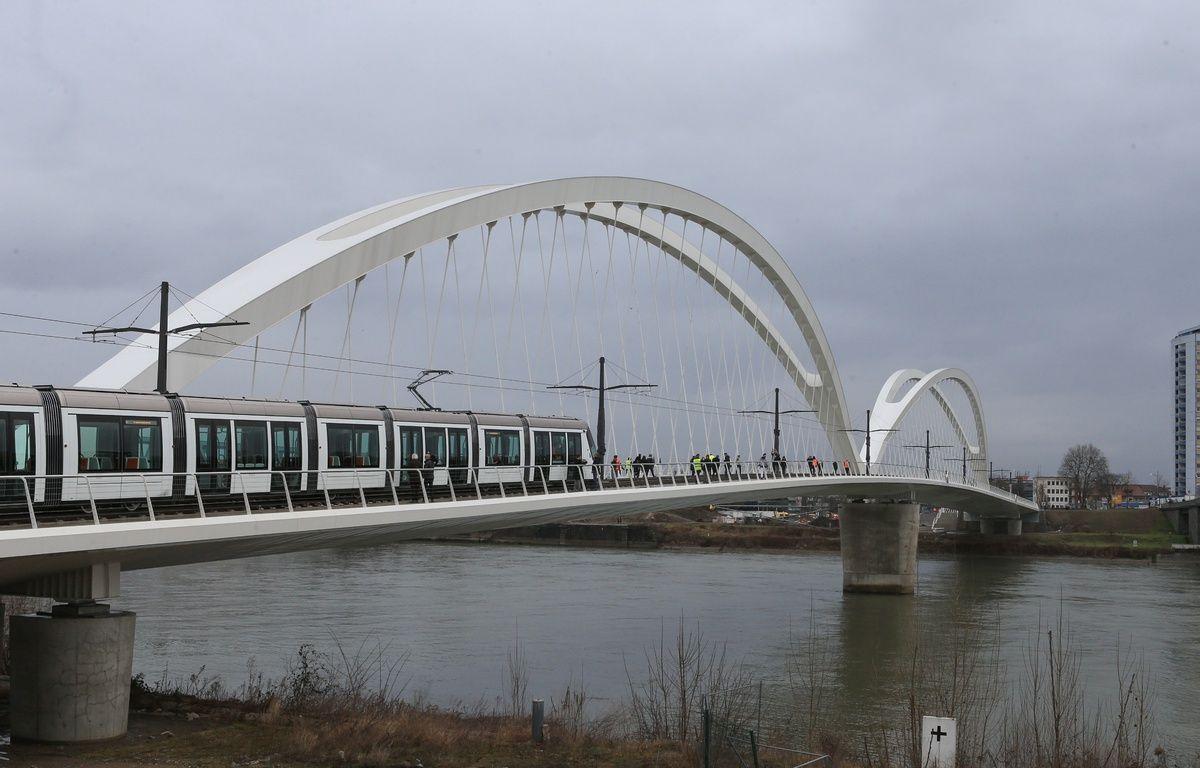 Strasbourg: Pour son lancement, le tram vers Kehl sera gratuit et circulera toute la nuit. – G. Varela / 20 Minutes