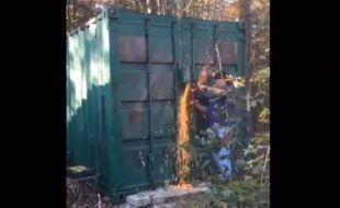 En novembre 2016, Kala Brown était retrouvé dans un conteneur après avoir été enlevée