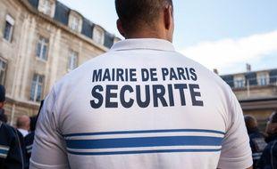 Un agent de la «brigade des incivilités» de la Ville de Paris. (Illustration)