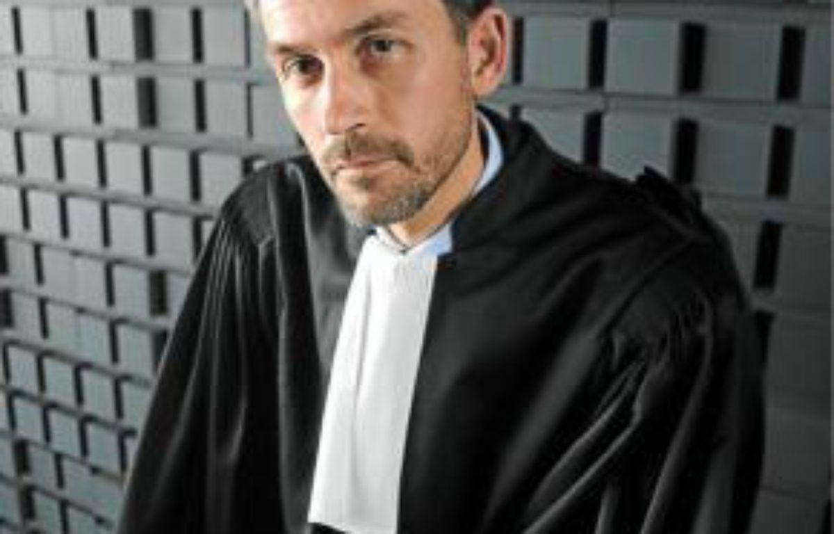L'avocat Christophe Hermouet a réclamé la relaxe de sa cliente. –  F. Elsner / 20 Minutes