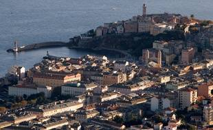 Bastia, le 8 novembre 2012.