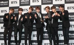 Les BTS: Boys band coréen