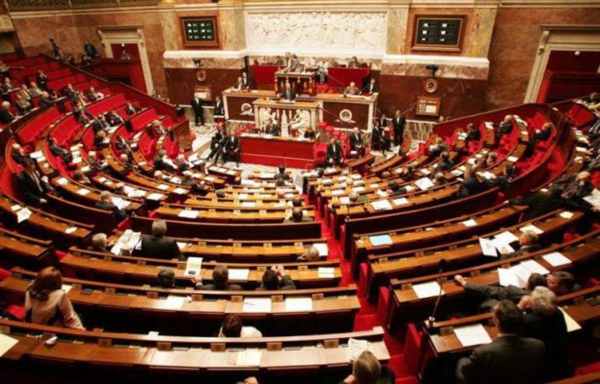 La plupart des députés UMP ont quitté mardi l'hémicycle, lors de la séance des questions au gouvernement, pour protester contre la longueur d'une intervention du Premier ministre Jean-Marc Ayrault, qui défendait la politique menée depuis deux mois. – Pascal Pavani afp.com
