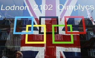 Le logo des Jeux de Londres 2012.