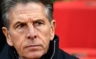 Avant la rencontre face à Rennes, Claude Puel était invaincu avec les Verts depuis son arrivée sur le banc en octobre.