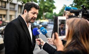 Arié Alimi, l'avocat de plusieurs lycéens interpellés début décembre à Mantes-la-Jolie a réclamé lundi la nomination d'un juge d'instruction