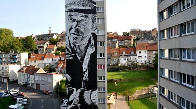 Une fresque de Boulogne-sur-Mer deuxième d'un concours de street art