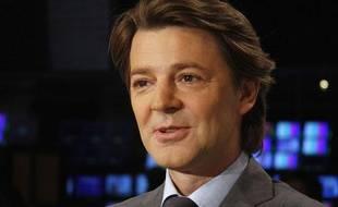 Le député UMP François Baroin le 24 novembre 2009.