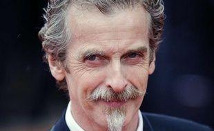 L'acteur écossais Peter Capaldi, le 12 mai 2013 à Londres.