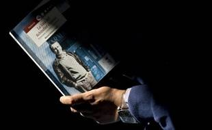 Le livre de Manuel Salazar Salvo sur le vie de Jorge Schindler présenté le 21 août 2014 à Santiago