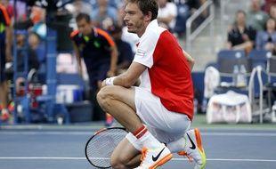 Nicolas Mahut battu au 3e tour de l'US Open