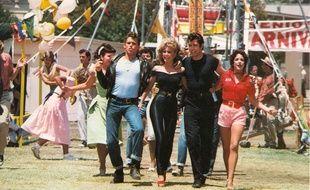 "Extrait du film ""Grease"" sorti en 1978."